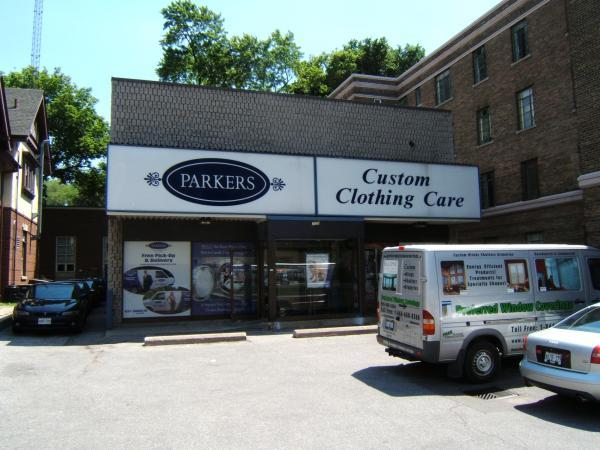 Parkers Custom Clothing Care